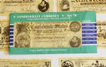 Confederate Replica Currency Set B
